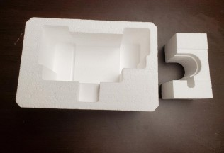 Machined Polystyrene